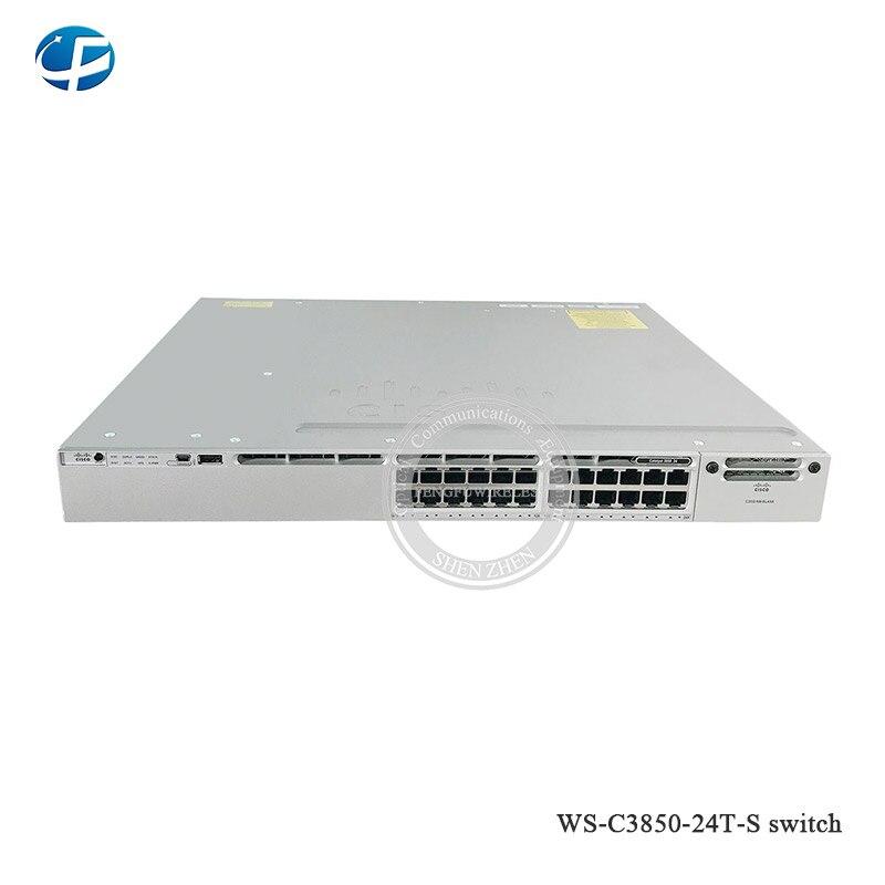 WS-C3850-24T-S1