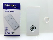 Mi Light 2.4G RF 4-zone  Remote Controller Led Dimmer Controller for Single Color Led Light Color Change and Dimming