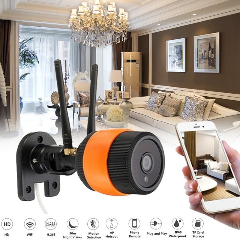 giantree Wireless HD 1080P Monitoring Camera CCTV Security Monitoring Surveillance Camera IP Video Monitor Infrared night vision<br>