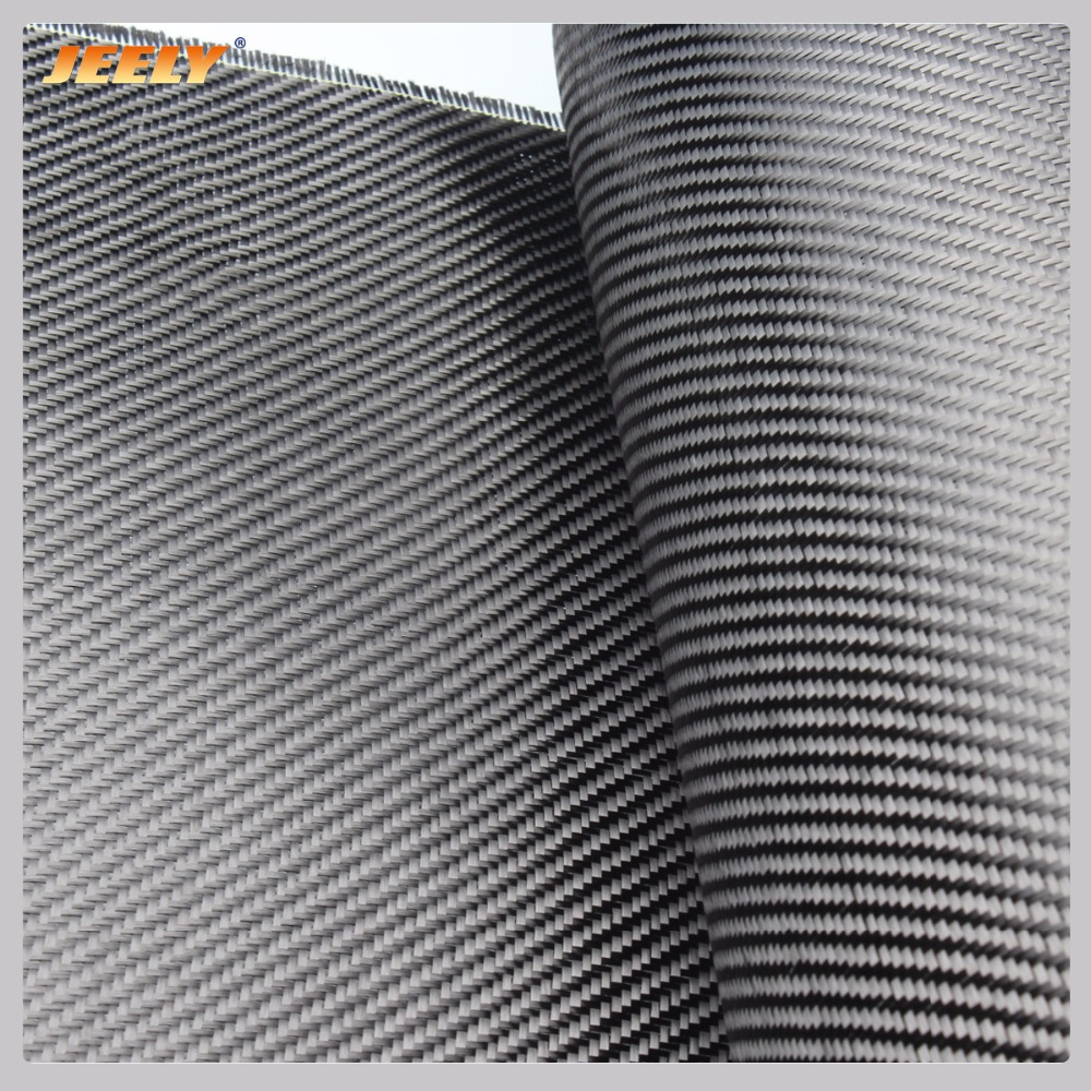 Free Shipping 3K 2/2 Carbon Fiber Twill Woven Fabric 200g/m2 0.28mm Thick Carbon Cloth for Car Parts Sport Equipments(China)