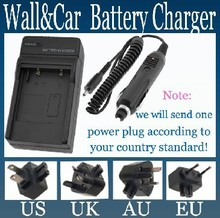 EN-EL10 Battery Charger for Nikon CoolPix S60,S80,S200,S203,S210,S220,S230, S500,S570,S600,S700,S3000,S4000,S5100 Digital Camera(China)