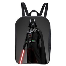 2016 Fashion Mini Backpack School Star Wars Schoolbag for Children Boys Girls Star Wars Bag for Kids School Bags for Students