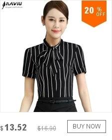 f7e8fbd19a7 Fashion V-Neck short sleeve slim women shirt OL Formal Business puff sleeve  chiffon blouse office ladies plus size wor wear tops