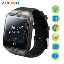 ZUCOOR Smart Watch GPS Relogio Men's Women's Watches Touch Phones ZW95 Android Electronic Fitness Waterproof Reloj Inteligente(China)