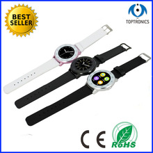 2016 New model! waterproof S366 colorful Smart bluetooth sync watch wrist watch phone watch with QWERTY keyboard Anti-lost(China)