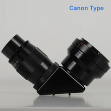 Canon Digital Camera Adapter For Zeiss Operation Microscope