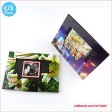 Goodadv factory promotion supply various shape cardboard picture frame high quality cardboard picture frame welcome order(China)