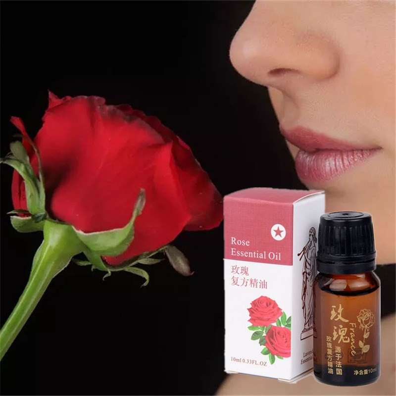 Hot sale 2017 Newest Generation Slimming Rose essential oil for Weight Loss Whole body Burning Fat massage essential oil 10ml(China (Mainland))