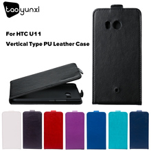 Buy TAOYUNXI Flip Phone Case Cover HTC U11 HTC Ocean 5.5 inch Wallet Case Card Holder Bag Leather Hood Shield Skin Cover Housing for $3.98 in AliExpress store