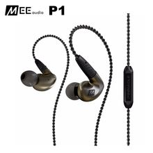 Buy Original MEE Audio Pinnacle P1 Audiophile HiFi In-Ear Earphones Detachable Cable In-Ear earphones Xtra Silicon/Flange Tips for $185.98 in AliExpress store