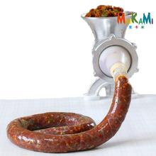14m*36mm Dry Pig Sausage Casing Tube Meat Sausages Casing for Sausage Maker Machine Hot Dog Casing Hamburger Cooking Tools