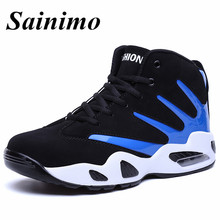 Men&women Basketball Shoes Male Boots Non-slip Outdoor Sports shoes Motion Breathable basket Sneakers Deportivas Zapatillas