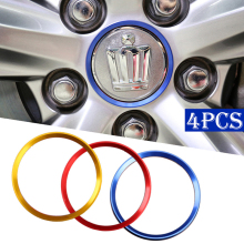 4 pcs/lot Ho New Refitting accessories For Toyota corolla camry RAV4(China)