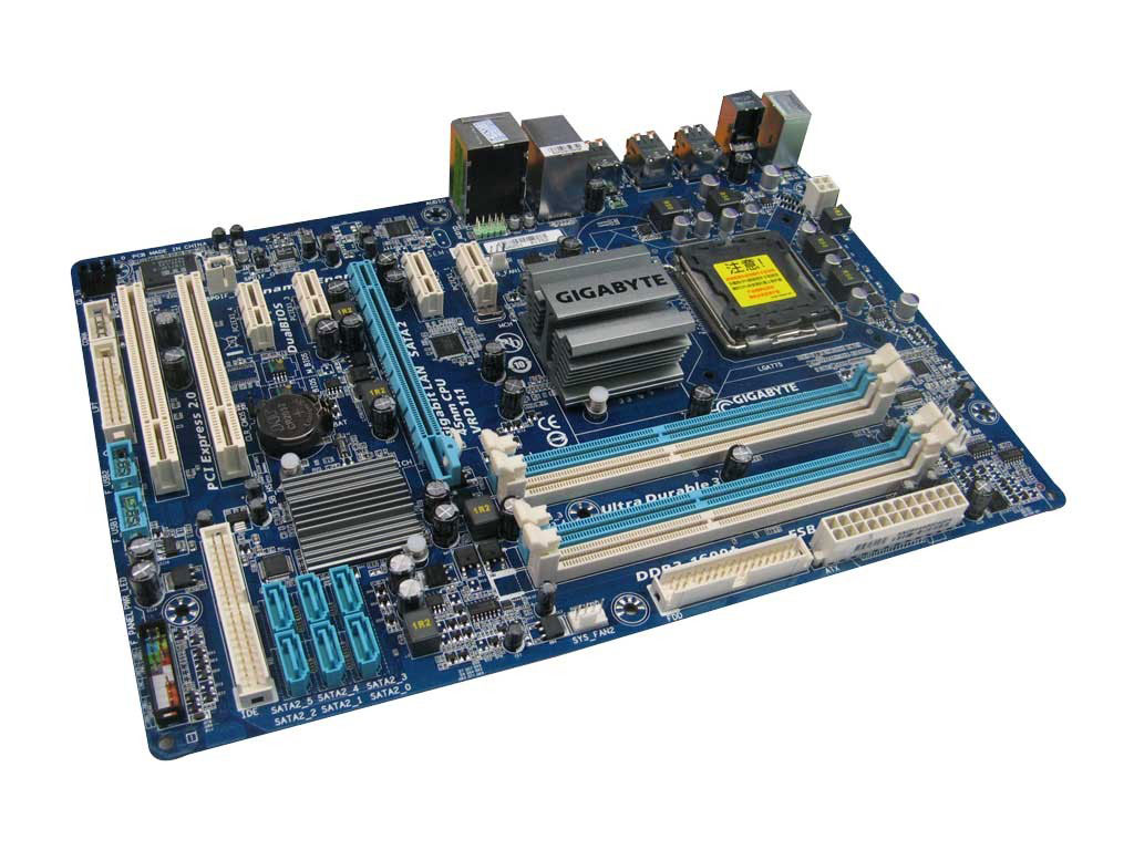 Интернет магазин товары для всей семьи HTB1lbNVemtYBeNjSspaq6yOOFXav Gigabyte GA-EP43T-S3L 100% Оригинал материнская плата LGA 775 DDR3 USB2.0 16G P43 EP43T-S3L настольная материнаская плата SATA II Systemboard используется