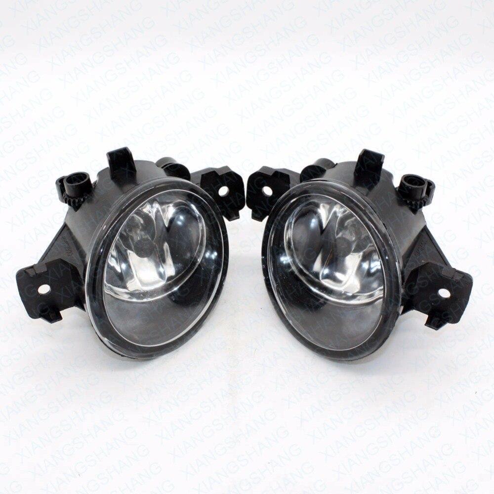 2pcs Auto Front bumper Fog Light Lamp H11 Halogen Car Styling Light Bulb For NISSAN ALMERA 2/II Hatchback (N16) 2001-2005 2006 <br>