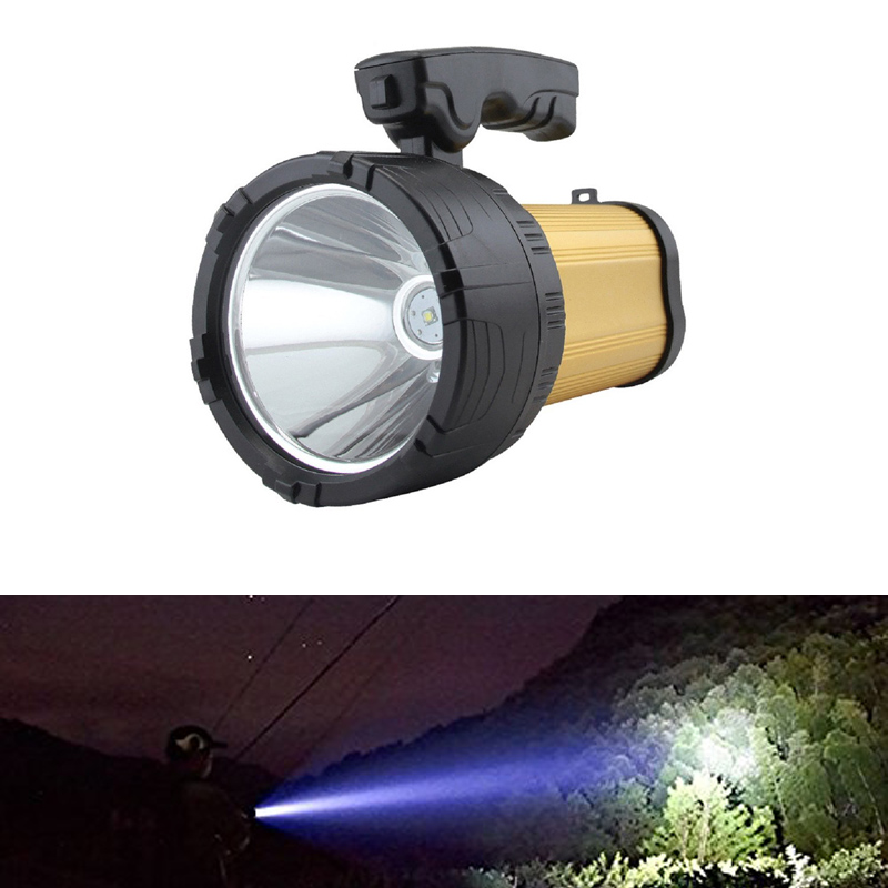 Portable High-power T6 CREE XML LED Searchlight Gearshift Glare Flashlight For Hunting Fishing Camping  --M25<br>