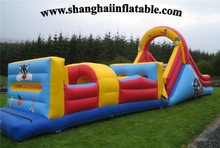 FREE SHIPPING BY SEA Inflatable Castle Bouncer for Kids giant inflatable mobile rock climbing outdoor playground for kids(China)