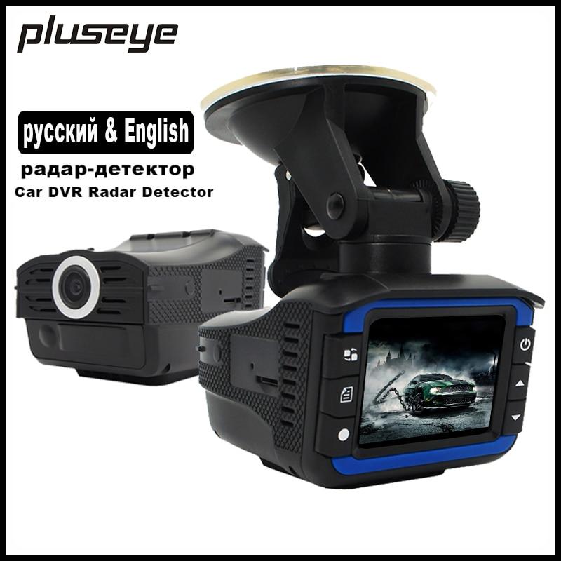 2 in 1 radar detector car dvr 720p dash cam G-sensor car camera recorder video registrator anti-radar detector tachograph<br><br>Aliexpress