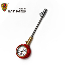 Cart Hard Tube Tire Pressure Gauge Tool Parts Organizer Tool Party Favors High Precision Car Tire Pressure Table Gauge Safety