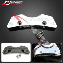 Free Shipping Motorcycle Modified Billet Aluminum Tank Pads Center Cover For Suzuki Hayabusa GSXR1300R GSXR1300 1997-2012