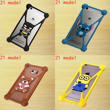 latest Phone Cover For Alcatel One Touch Idol Mini 6012 6012X 6012D 6012W Cartoon Character Image Soft Silicone Case