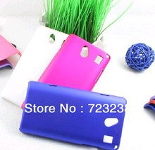 Free shipping Business Many color Hard shell Cover back Case For Samung i8700 I8700 Omnia 7 New