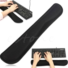 Comfort Gel Wrist Raised Hands Rest Support Memory Foam Pad Cushion For PC Keyboard Raised Platform Hands Comfortable