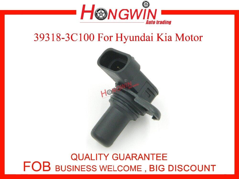 GENUINE Camshaft Position Sensor Fits Hyundai Kia 3.3L 3.5L 3.8L OEM 39318-3C100
