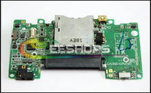 Cheap Original MotherBoard PCB Main Board MainBoard for Nintendo DS NDS Lite NDSL with Card Slot Replacement Repair Part