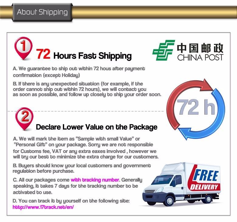 shipping audio visual device