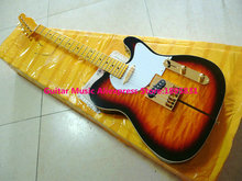 Merle Haggard Signature TUFF DOG Tone Sunburst Electric Guitar Wholesale from China