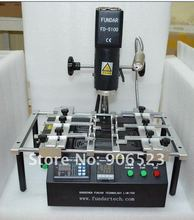 EMS Free shipping for Turkey market 2012 New Fundar FD-5100 Hot air BGA rework station with free 6 in 1 bga reballing kit