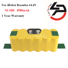 Battery Pack NI-MH 14.4v 4.5Ah for iRobot Roomba 500 560 530 510 562 550 570 500 581 610 770 760 780 790 880 Battery Robotics