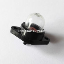 10 pieces free shipping chainsaw trimmer blower and other machines carburetor primer bulbs(China)