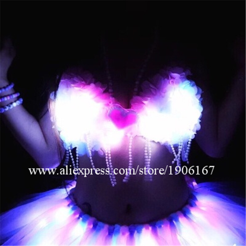 Led Sexy girl dress05