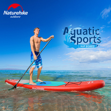 Naturehike 11 feet And 10 Feet THRIVE With Pedal Inflatable Sup Board Stand Up Paddle Board Surf Board Surfboard New Design(China)