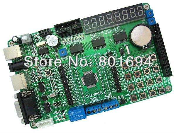 MSP430 Development Board Microchip MSP430F149 Program Breadboard<br>