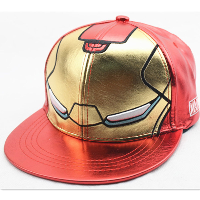 Kids Hat Boy Fashion Summer Snapback Cap Cool Character Hip Hop Boys Hat Baseball Caps For Boys Adjustable Sun Hats3