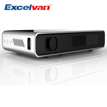 Excelvan P7 Android 5.1 Tablet Projector 2 in 1 1080P 2G 32G Bluetooth Wifi 10 Point Touch Panel Business Meeting Projector