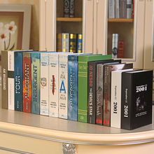 10PC book  simulation    props false housing model of soft   furniture  E bookcase decoration wall dies wedding