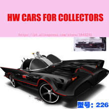 Hot Sale Hot 1:64 Car Models Wheels TV SERIES BATMOBILE Collection Metal Cars Style Toys For Children's Educational Toys Gift