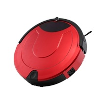 Home Cleaner Intelligent Vacuum Robot Fully Automatic Cleaning Robot 2200mAh Lithium Battery Wet & Dry Mopping 1200 Pa Suction