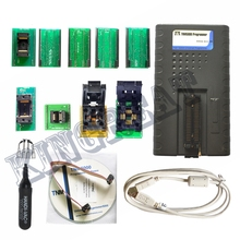 TNM5000 Nand Programmer+5pcs adapters,Support Flash Memory,EEPROM,Microcontroller,PLD,FPGA,ISP,Support WIndows XP/VISTA/7/8/10(China)