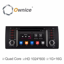Ownice C300 1 Din Android 4.4 CAR DVD Head Unit Player for BMW 5 Series E53 E39 M5 1996-2007 Support DAB+ TPMS BT WIFI OBD Radio