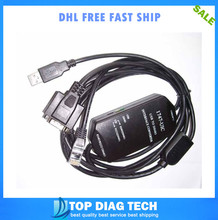 1747-UIC for Allen Bradley USB to DH485 - USB to 1747-PIC PLC,USB Programming cable DHL free fast shipping