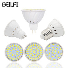 10pcs Lampada LED Lamp E27 220V 5730 SMD Bombillas LED Spotlight GU10 MR16 21LED 28LED 35LED Candle Lamparas LED Bulbs Light