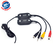 2.4G wireless transmitter 2.4G wireless receiver for Car GPS portable GPS Handheld GPS back up Reverse Rear View Camera WF(China)