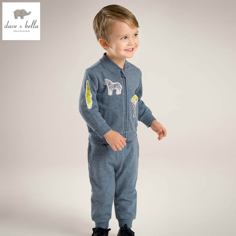DB4939 dave bella spring unisex casual full   high-end  sets<br>