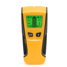 3 in 1 LCD Stud Center Finder AC Live Wire Detector Metal Scanner Industrial Metal Detectors Tools(China)
