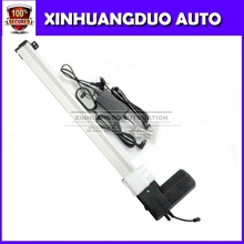 1 set 20 inch 500mm stroke slider block Electric linear actuator motor DC 24V 20mm/s Heavy Duty Push 150Kg health bed TV lifting